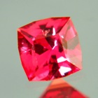 untreated high-end orange ruby