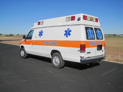 BUY AMBULANCES for sale New and Pre-Owned - 2006 AEV Type 2
