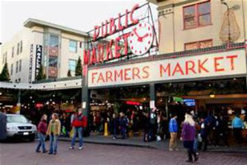 Products at Pike  Place Market