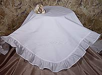 Hand Embroidered Blanket