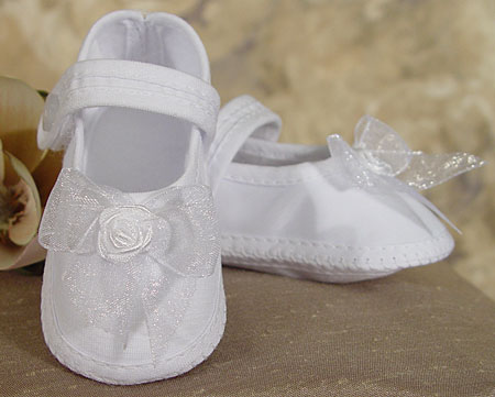 Girls Organza MaryJane  Shoe