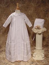 Cotton Sateen Bishop's Gown