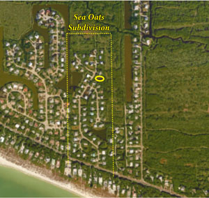 Sanibel lot for sale