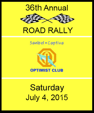 Sanibel road rally