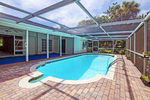 Sanibel pool home for sale