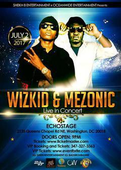 Come & see MEZONIC perform!