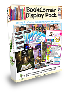 Reading Space Interest Area Pack