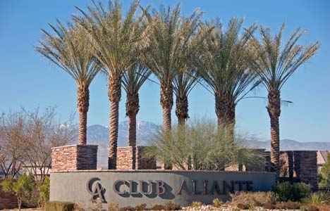 Club Aliante Homes for Sale