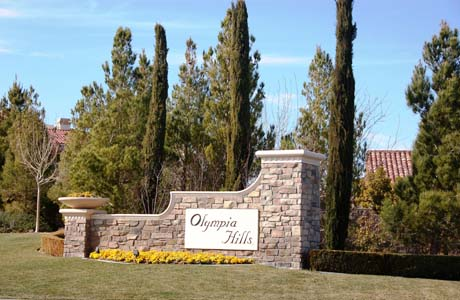 Olympia Hills Homes for Sale