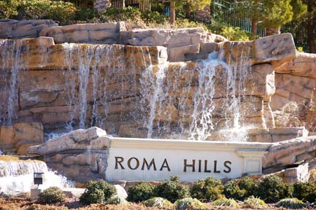 Roma Hills Homes for Sale