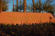 Summerlin Monument
