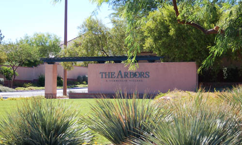 The Arbors at Summerlin Homes for Sale