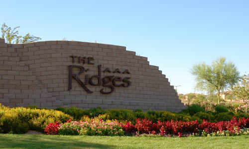 The Ridges at Summerlin Homes for Sale