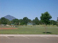 Cortez baseball field