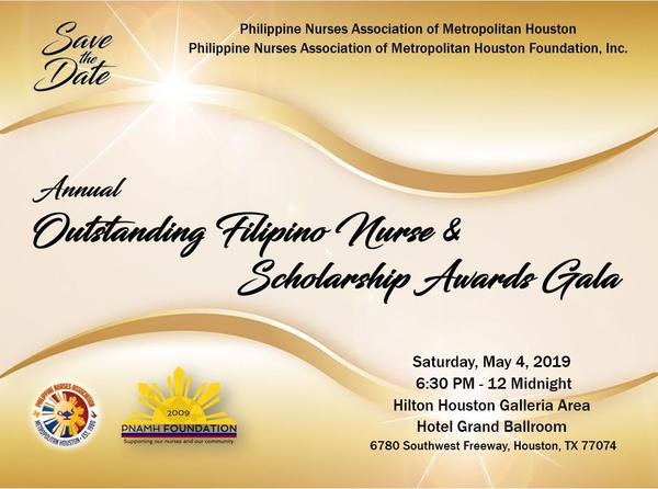 OFN & Scholarship Awards Gala / Induction of 2018 - 2020 Officers