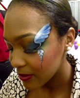 Make up theatre productions