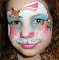 Facepainting for parties