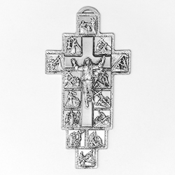 Stations of the Cross Wall Plaque.