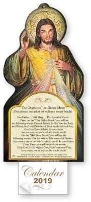 2019 Calendar Divine Mercy