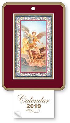 2019 Calendar - St Michael.