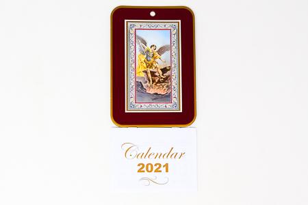 2021 Calendar - St Michael.