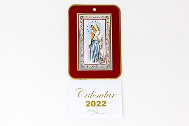 2022 Calendar - Our Lady of Lourdes.