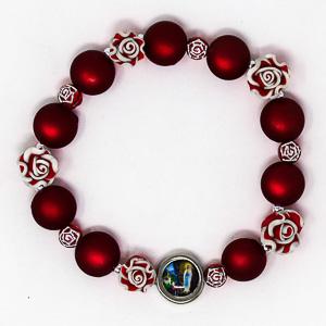 One Decade Rosary Bracelet.