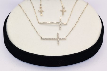 Silver Cross Gift Set