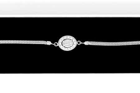 Crystal Miraculous Bracelet.