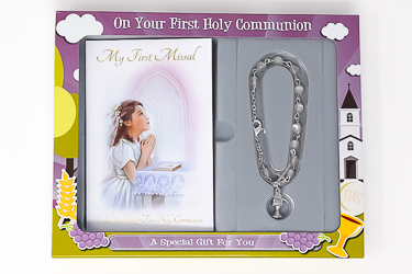 First Holy Communion Gift Set - Girl