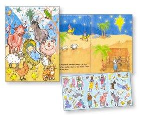 Christmas  Card & Advent Calendar.
