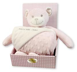 Baby Plush Bear & Blanket
