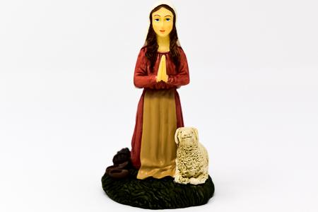 St Bernadette Statue