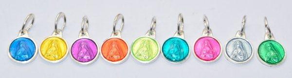 Bernadette Medals / Pendants.