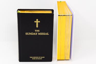 Sunday Roman Missal.