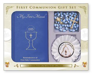 Communion Rosette Gift Set.