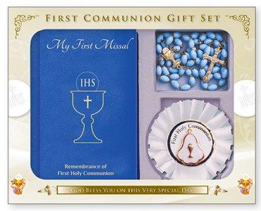 Communion Rosette Gift Set.