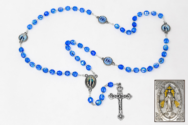 Miraculous Rosary Beads