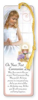 Communion Bookmark.