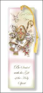 Confirmation Bookmark & Prayer.