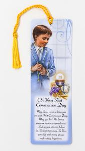 Communion prayer & bookmark.