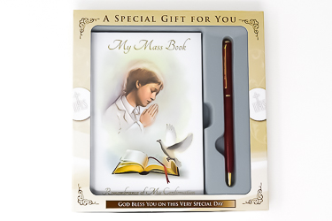 Boy's Confirmation Gift Set.