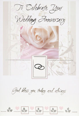 Card - Wedding Anniversary