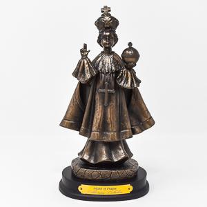 Child of Prague Statue.