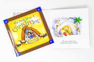 Christmas Book for Children.