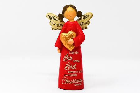 Christmas Angel Statue.