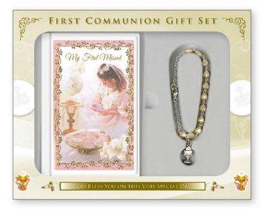 My First Communion Keepsake Gift Set