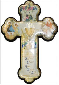 First Communion Cross.