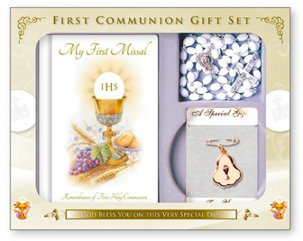 My First Holy Communion Gift Set - Chalice.