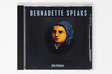 Compact Disc - St.Bernadette Speaks